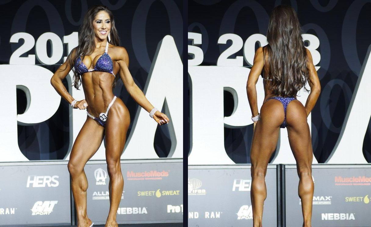 Мисс бикини олимпия победительницы