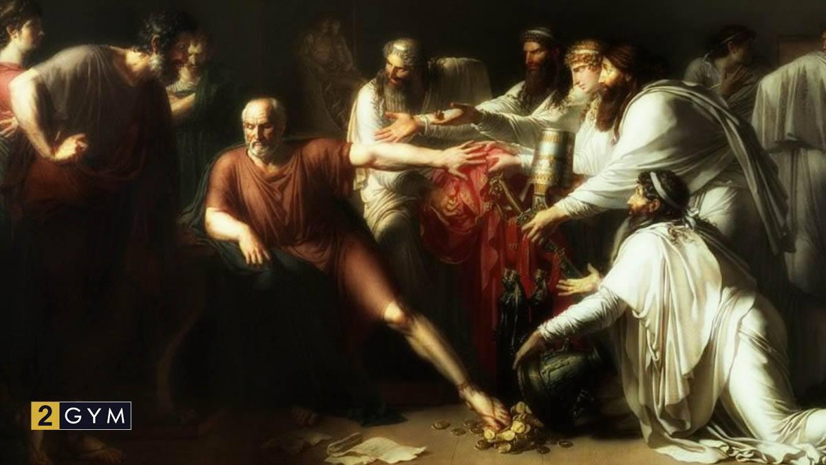 Гиппократ — отец медицины