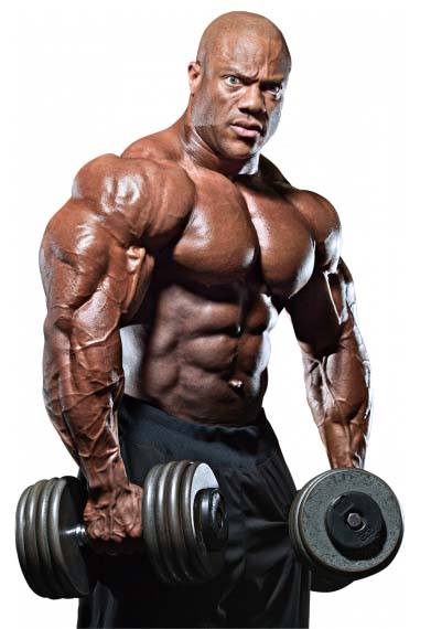 Phil Heath (Фил Хит)