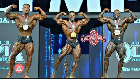 Результаты Classic Physique Olympia 2018 — итоги турнира Мситер Олимпия в категории Классик Физик